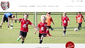 Fussballcamp auf Borkum