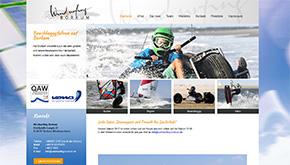 Windsurfing Borkum