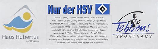 HSV - Sponsor TuS Borkum e.V.