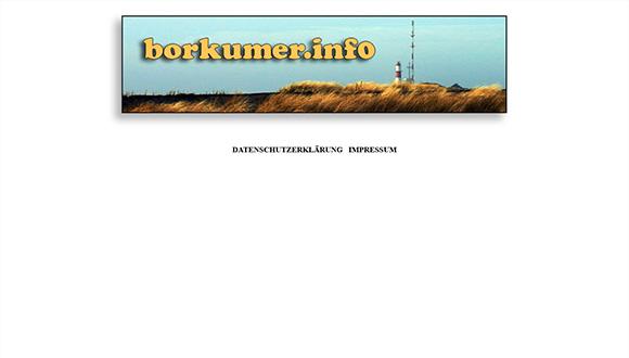 borkumer.info