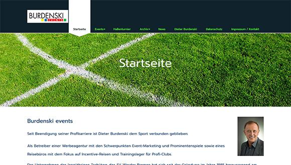 Burdenski - Events und Sport