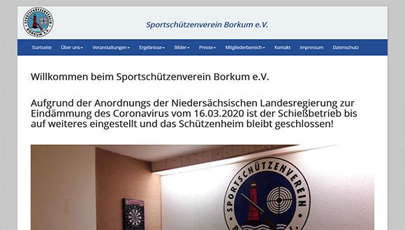 Sportschützenverein Borkum