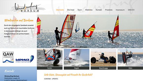Surfschule Borkum