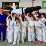 Kindertraining Judo