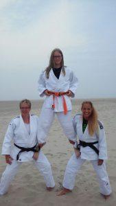 Trainer Team Judo