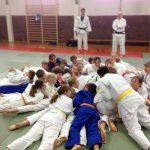 Trainingslager Judo