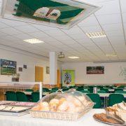 Bilder TuS Borkum 2020 - Frühstückssaal