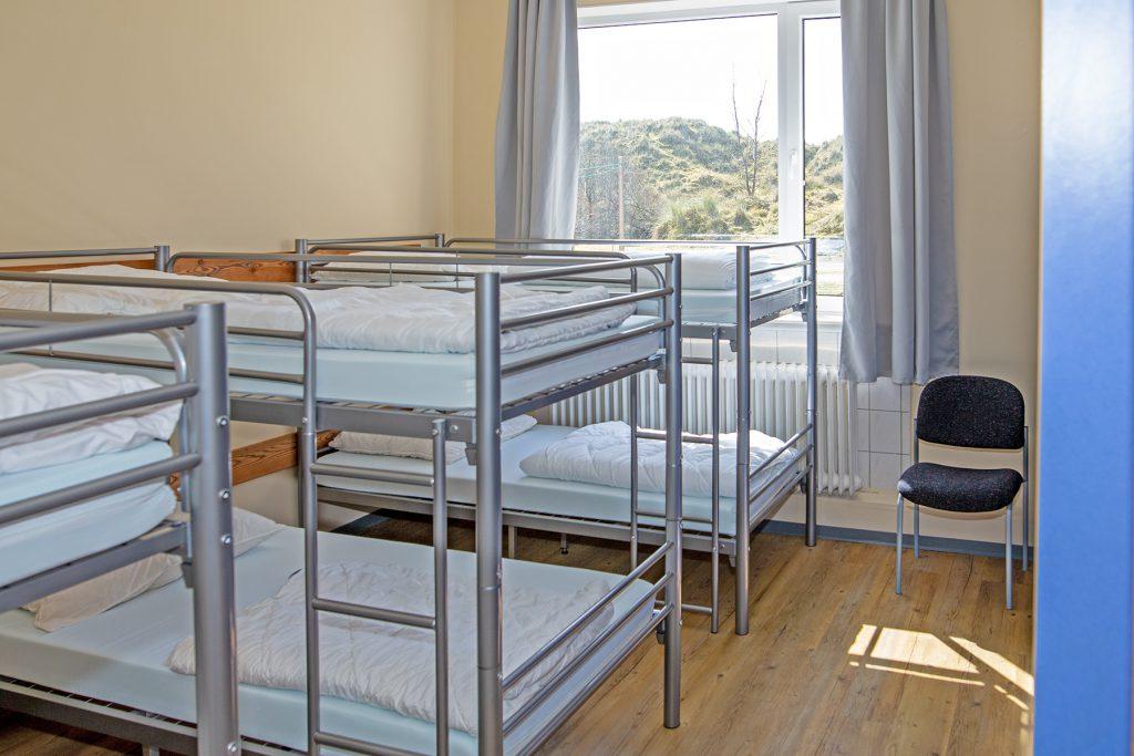 Bilder TuS Borkum 2020 - Teilnehmerzimmer Gästehaus