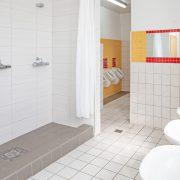 Bilder TuS Borkum 2020 - Sanitäreinrichtung Gästehaus