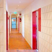 Bilder TuS Borkum 2020 - Flur Gästehaus
