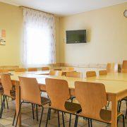 Bilder TuS Borkum 2020 - Gemeinschaftsraum Gästehaus