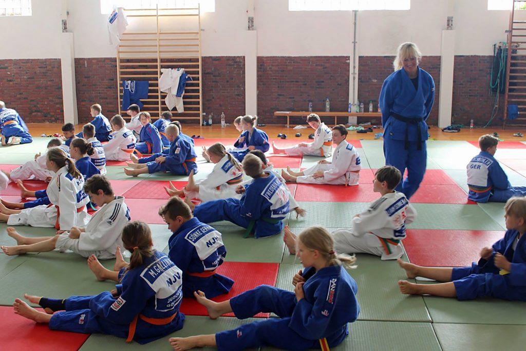 Bilder TuS Borkum 2020 - Judo