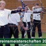Vereinsmeisterschaften Bogensport 2016
